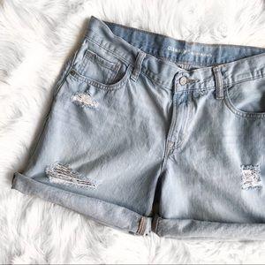 Old Navy Boyfriend Style Denim Shorts o906